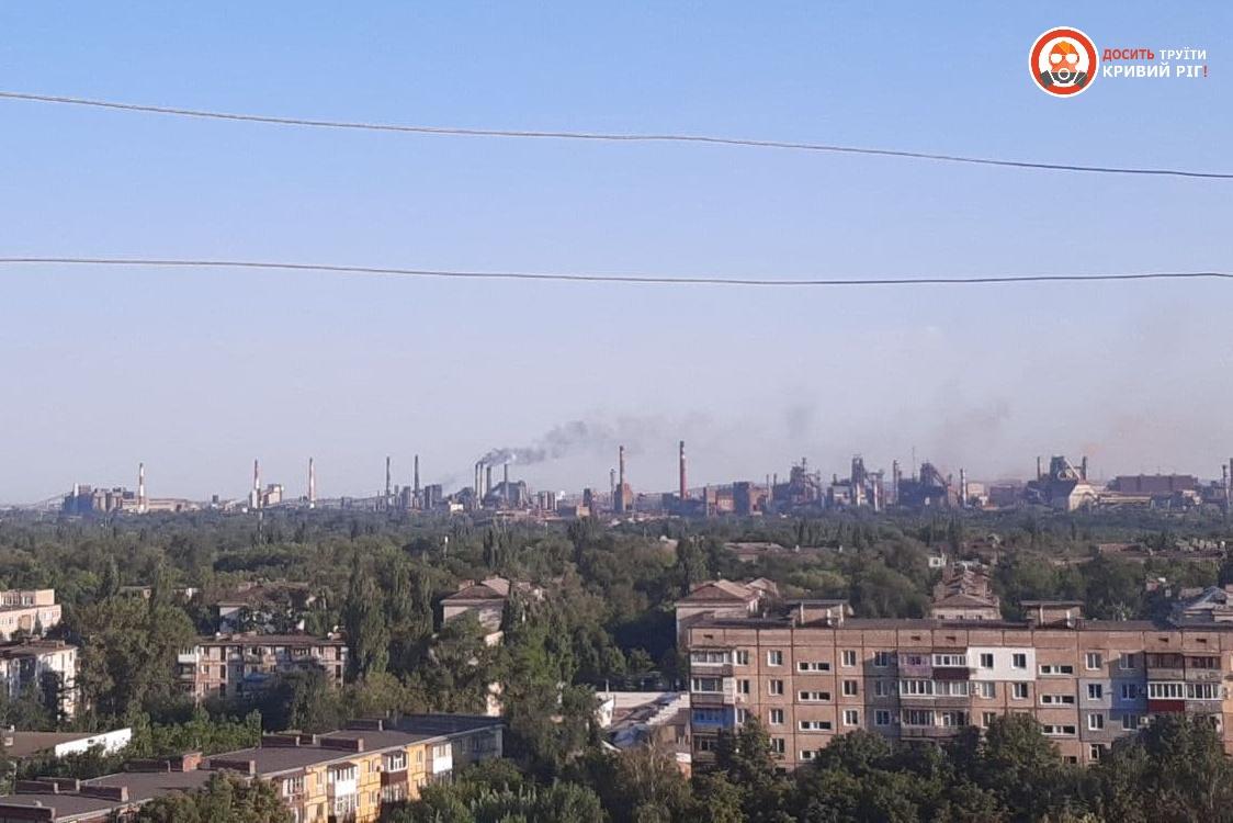 Промисловим підприємствам знов намагаються дати право на значні викиди забруднюючих речовин у повітря