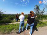 Знімання відео про екологічні проблеми Кривого Рогу