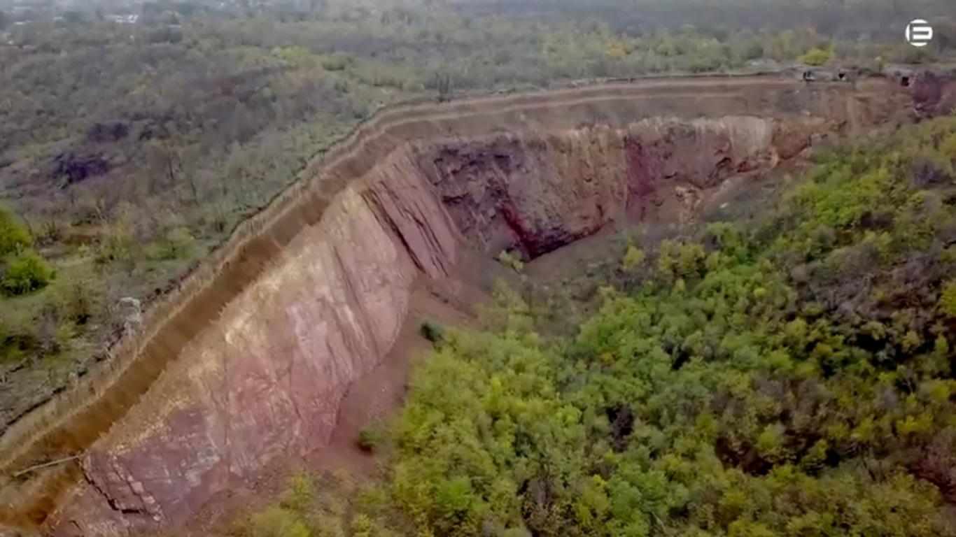 Чи провалиться Кривий Ріг під землю?